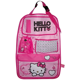 Organizér na sedačku do auta Hello Kitty